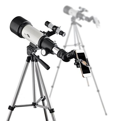 Telescope Beginners Travel 70mm - with Carry Easily - Travel Telescope Moon and