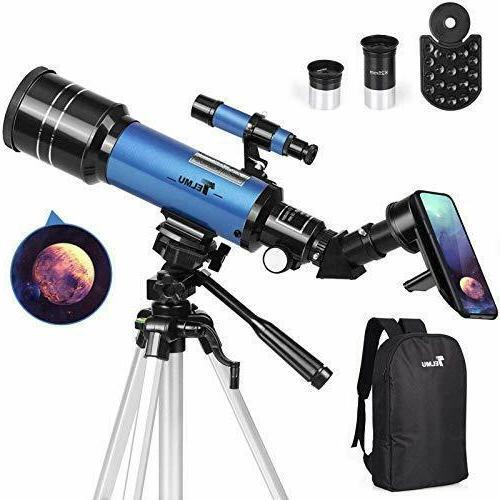 telescope aperture refracting adjustable