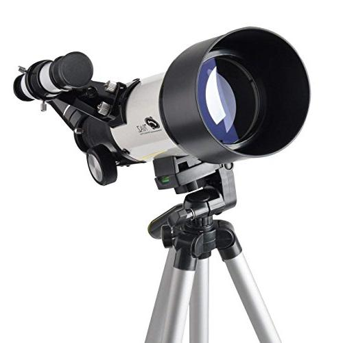 Telescope Scope 400mm Mount - Good Partner View - Good Travel with for and Beginners