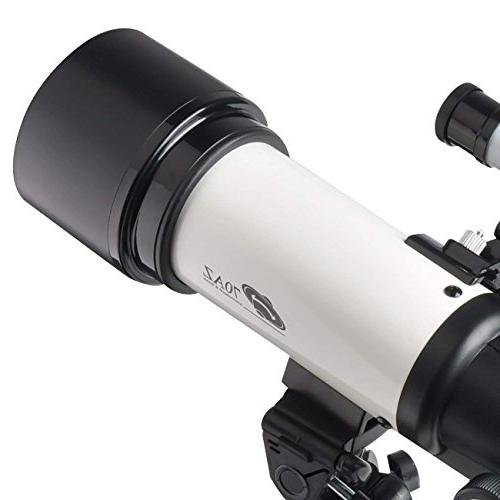 Telescope 70mm Scope 400mm Mount - Good View - Travel with Backpack for and Beginners