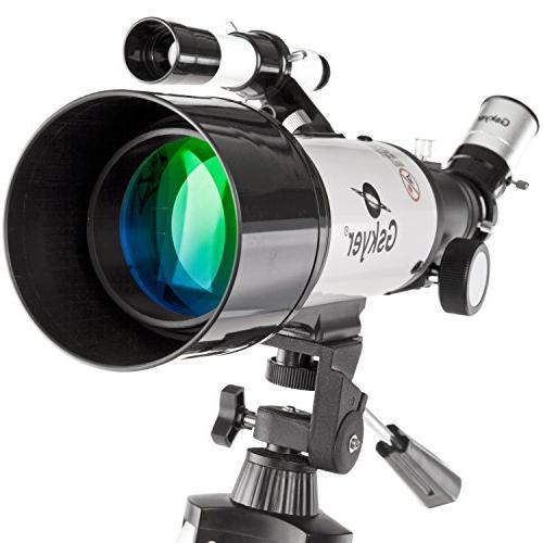 Technology Astronomy Telescope, Refracto