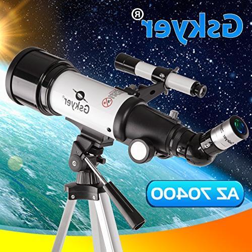 Gskyer Telescope, Technology Astronomy Telescope, Refracto