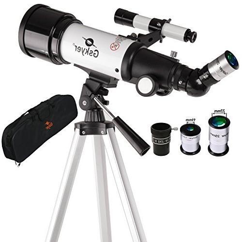 telescope az70400 german technology astronomy telescope trav