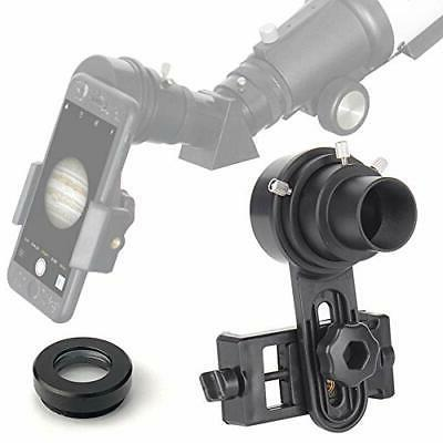 telescope cell phone adapter mount