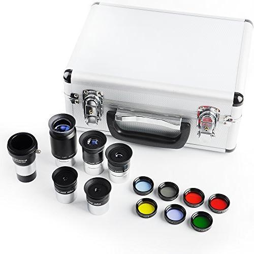telescope eyepiece filter set