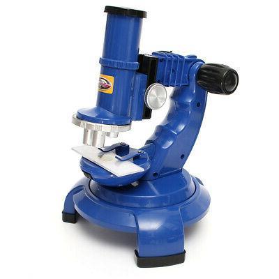 Telescope Microscope Nature Kids
