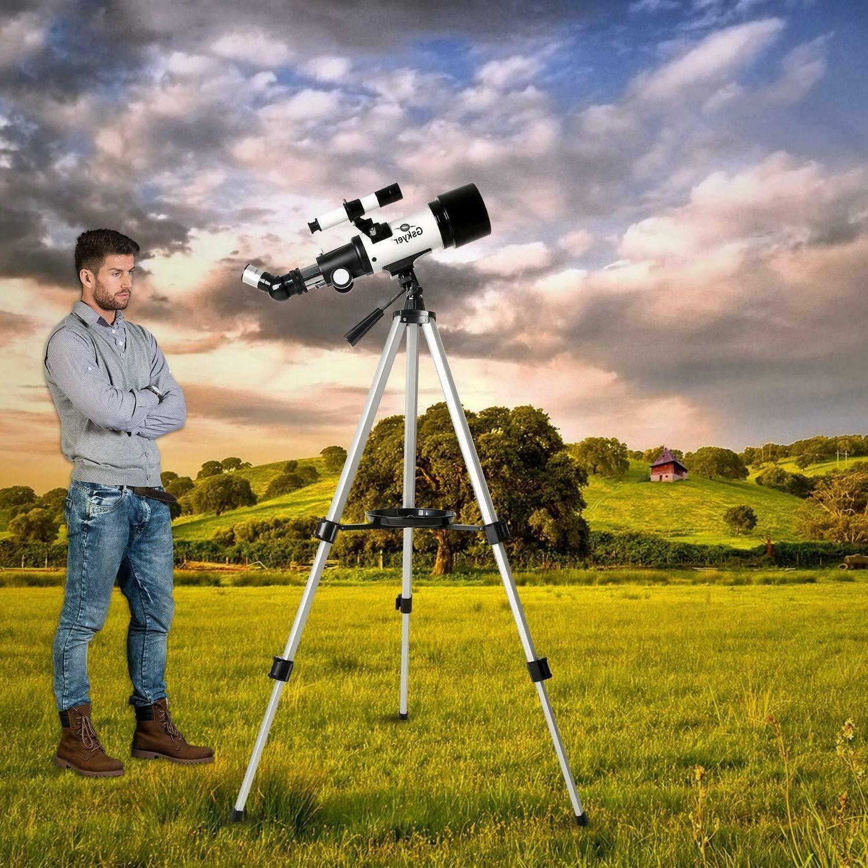 Gskyer 400mm Mount Astronomical Refracting Telescope
