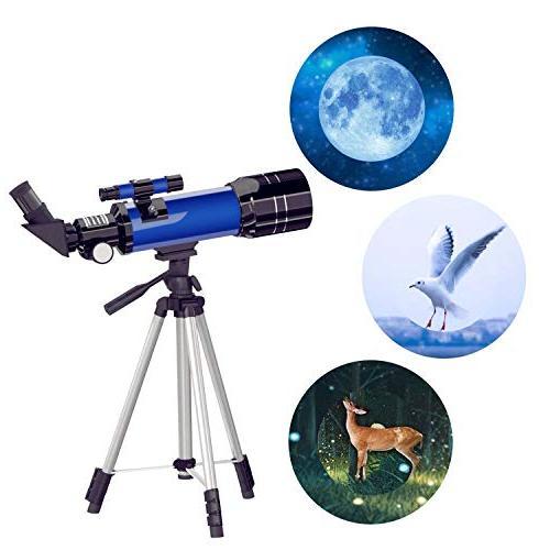 CSSEA Telescope Kids and Astronomy Travel Tripod & Children