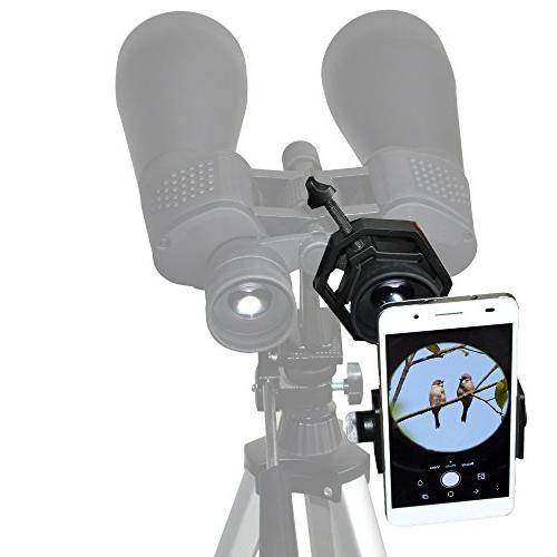 Gosky Universal Cell Adapter – with Scope Sony Samsung Etc