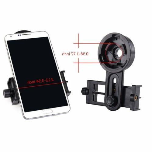 Universal SmartPhone Camera Adapter For Telescope Binocular