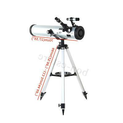 US With Tripod Eyepieces Dual Purpose 700x76mm