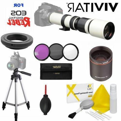 white line pro telephoto telescopic zoom lens