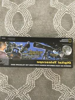 National Geographic Digital Telescope Lens #NG50EE Up To 180