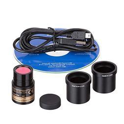 AmScope MD130 1.3MP Digital Microscope Camera for Still and