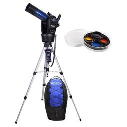 Meade ETX80 Observer Telescope 80mm GoTo Refreactor with Bac