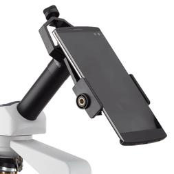 AmScope AD-TMD Eyepiece Mounted Mobile Device Mount for Micr