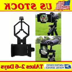 1pcs Mobile Phone Adapter Mount Holder for Telescope Spottin