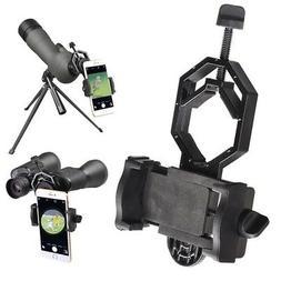 Mobile Phone Camera Adapter Telescope Spotting Scope Microsc