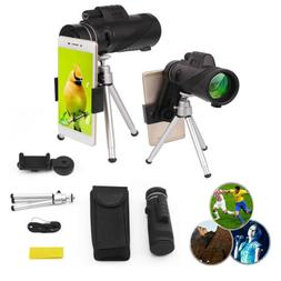 40X60 Optical Zoom Telescope Camera Lens HD Monocular Prism