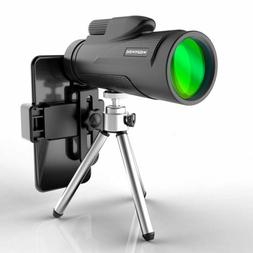 Monocular Telescope 12X50 Night Vision Hunting Camping Teles