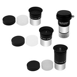 Astromania Multi coated 1.25-Inch Plossl Eyepieces with 2x B