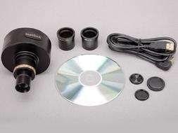 AmScope MW1000-CK 10MP Microscope Digital Camera with Focusa