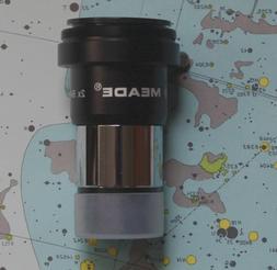 NEW Meade 2x  telescope eyepiece barlow lens