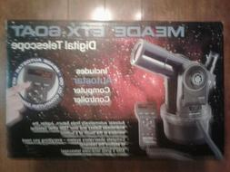 New Meade ETX-60AT Refractor Digital Telescope With Autostar