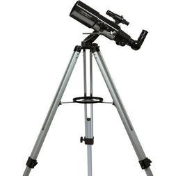 NEW Celestron Telescope PowerSeeker 80AZ 80mm f/5 AZ Refract