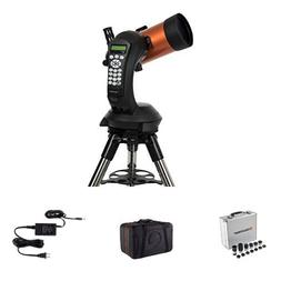 Celestron NexStar 4 SE Telescope w/ Accessory Kit, Carrying