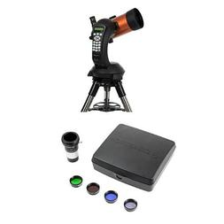 Celestron NexStar 4 SE Telescope with Mars Observing Telesco