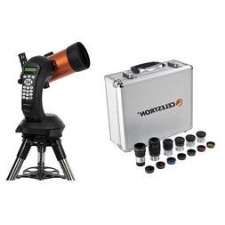 Celestron Nexstar 4SE Catadioptric Telescope &  Eyepiece/Fil