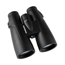 Wingspan Optics Panorama 8X56 High Powered Binoculars for Bi