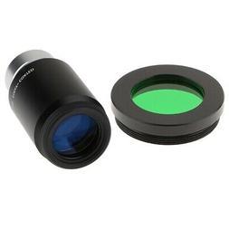 Plossl Telescope Eyepiece 32mm PL32 Lens 52 Degree&Moon Plan