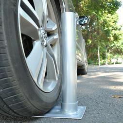 Yeshom Portable All Metal Flag Pole Wheel Stand Tailgate Tir