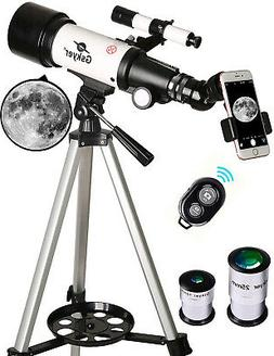 Gskyer Portable Telescope Travel Carry Bag And AZ Mount For