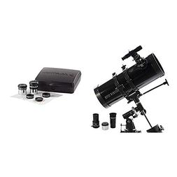 Celestron PowerSeeker 127EQ Telescope w/ Accessory Kit