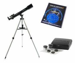 Celestron PowerSeeker 70AZ Telescope w/ PowerSeeker Accessor