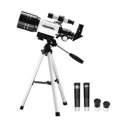 Professional Astronomical Monocular Telescope 300x70 Tripod