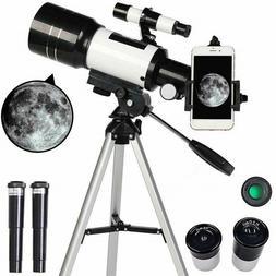 Professional Astronomical Telescope Monocular 150x Refractiv