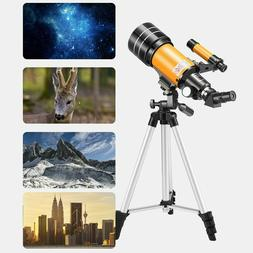 Professional Astronomical Telescope Night Vision With Space