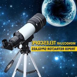 Professional Telescope Astronomical Monocular Tripod Refract