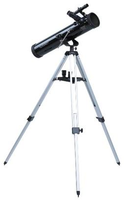 Coleman 700 x 76mm Reflector Telescope with Tripod