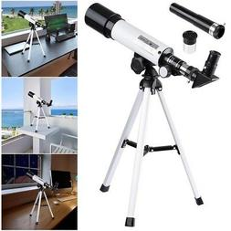 360x50mm Refractor Astronomical Telescope Eyepieces w/ Tripo
