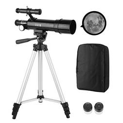 DQQ Refractor Finderscope Astronomy Educational Telescope fo