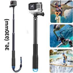 Selfie Pole Extendable Telescopic Monopod Stick for GoPro He