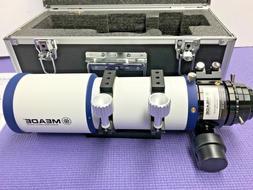 Meade Series 6000 80mm f/6 ED Triplet APO Refractor Telescop