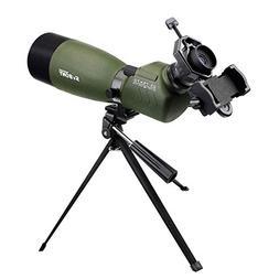 SVBONY 20-60x60/25-75x70mm Shooting Spotting Scope Bak4 Pris