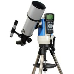 TwinStar Silver 80mm iOptron Computer Controlled Refractor T