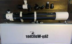 Skywatcher ED100 Doublet Refractor + 20mm, 5mm eyepiece + Ha